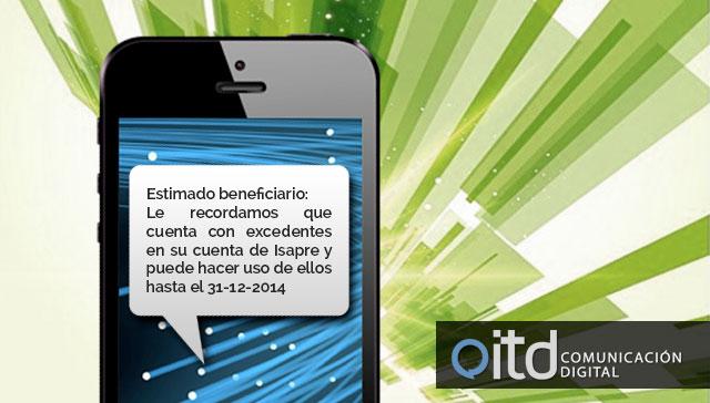 Servicios de SMS masivos Papinotas