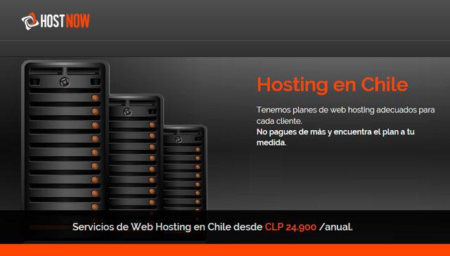 Servicios de Web Hosting en Chile - Soporte y Cpanel